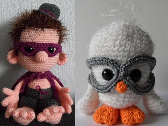 Sushi pattern | Crochet food, Amigurumi pattern, Amigurumi free ... | 405x540