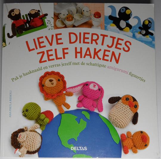 Amigurumi Boeken Nederlandstalig
